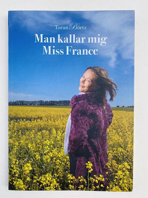 Livre Man kallar mig Miss France