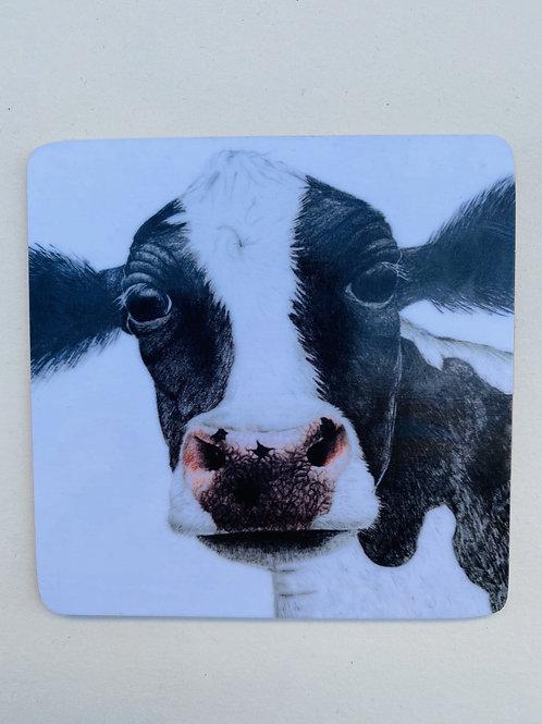 Dessous de verre Vache