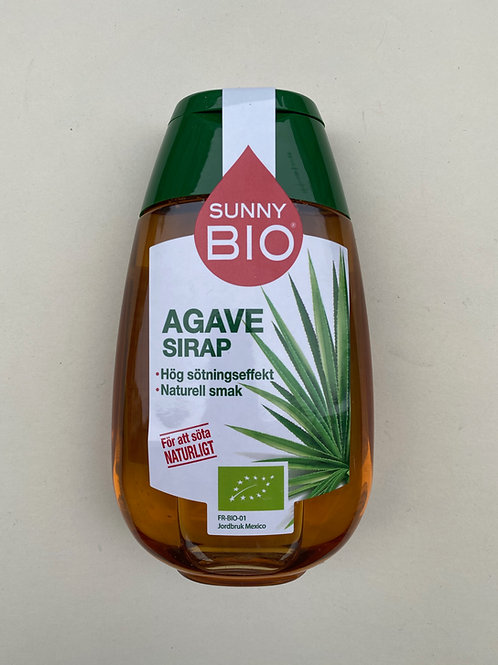 Sirop d'agave
