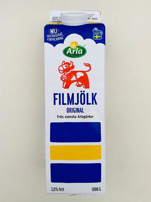 Filmjölk lait fermenté