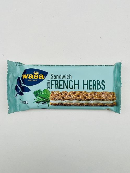 Sandwich herbes de provences