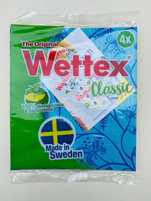 Lavette Wettex x4
