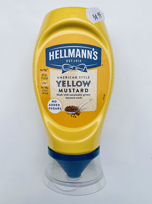 Moutarde Hellman's