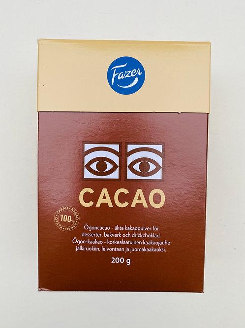 Cacao 100%