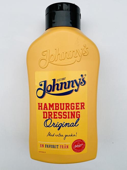 Sauce burger Johnny's