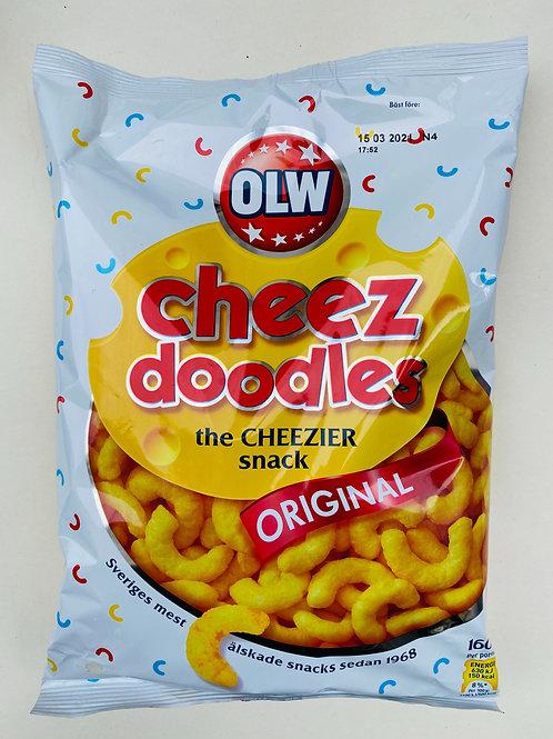 Chips au fromage / ost bågar