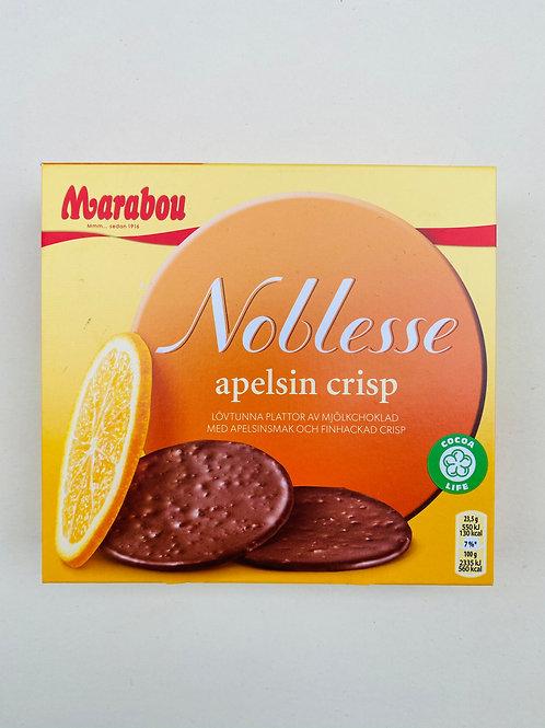 Biscuit Noblesse Chocolat Orange