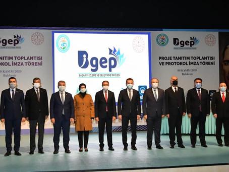 Başarıyı İzleme ve Geliştirme Projesi (BİGEP) Hayata Geçiriliyor