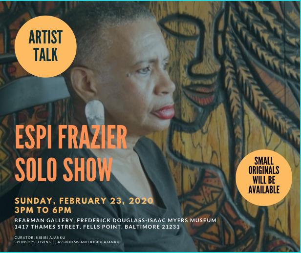 Espi Friazier Artist Talk