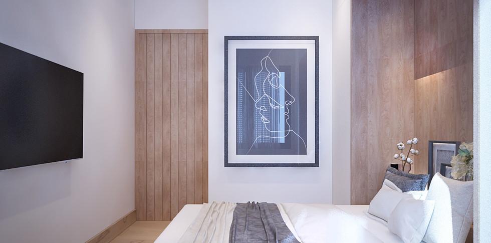 Kamar Tidur-2 Lantai 2- Residence Pelepa