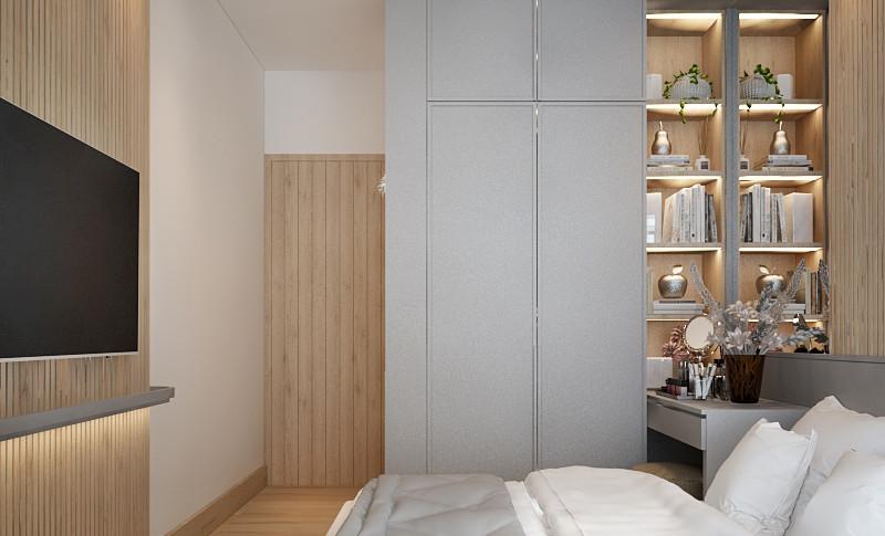 Kamar Tidur-3 Lantai 1- Residence Pelepa