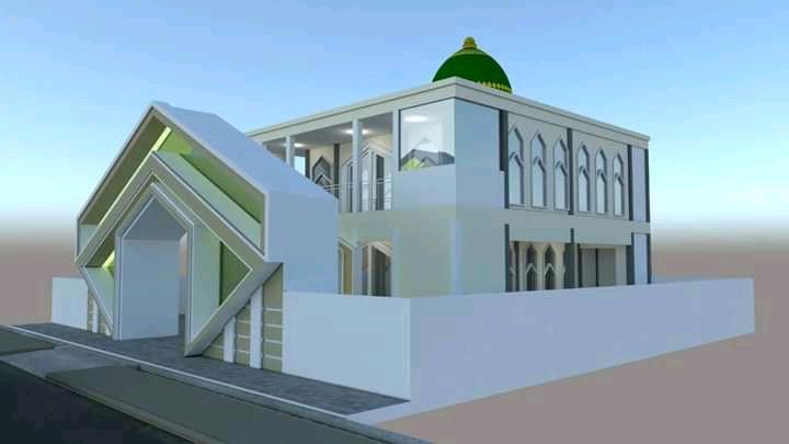 RK Studios - Konstruksi Masjid - Rancangan Masjid
