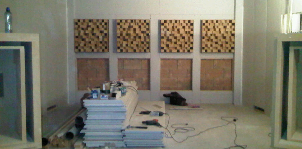 RK Studios - Konstruksi - Studio Musik