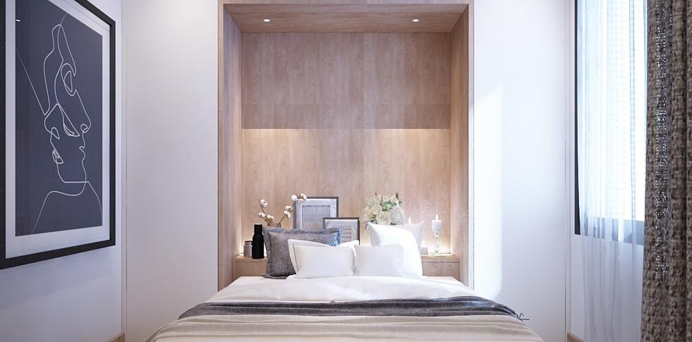 Kamar Tidur-3 Lantai 2- Residence Pelepa