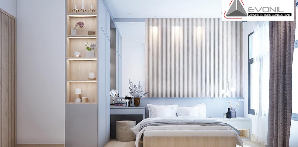 Kamar Tidur-1 Lantai 1- Residence Pelepa