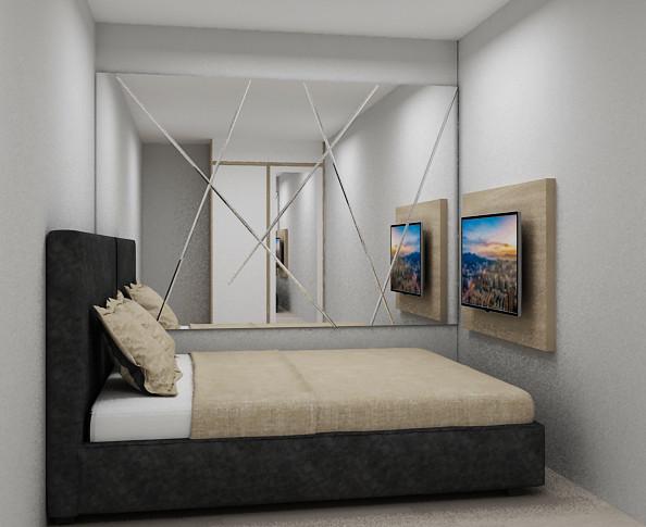 Illusion Studios - Rumah MM - Kamar Tidur Tamu
