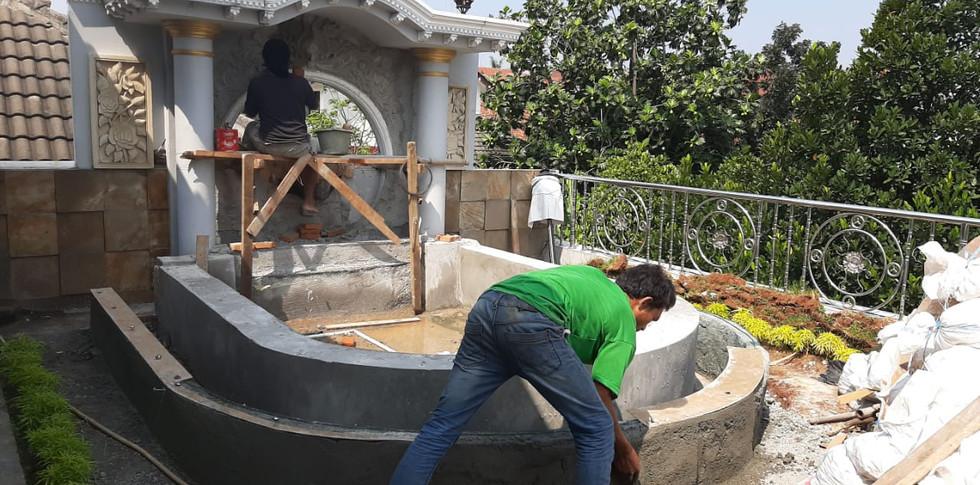 RK Studios - Konstruksi Masjid - Proses Pembangunan Masjid