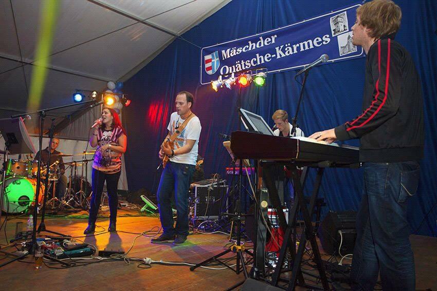 Vinnie Cooper-Partyband aus Bendorf