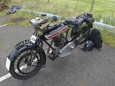 1921 Rover 500