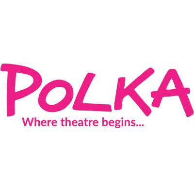 logo for Polka Children's Theatre, London