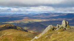 Pitlochry landscape