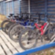 База отдыха Аквамарин Велосипеды