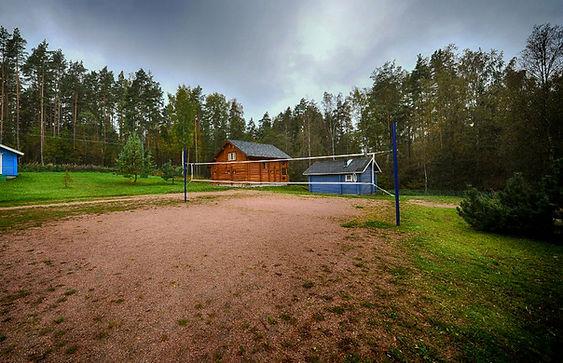База отдыха Аквамарин Волейбол