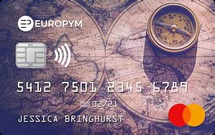 EuroPYM-Card