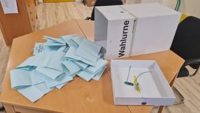 Demokratie üben: Juniorwahl zum Bundestag