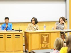 Temple School of Law- Sept. 10, 2015