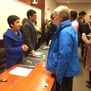 New York Law School, January 7, 2016
