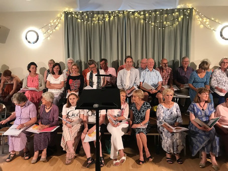 Summer Concert 2019 - Kilndown Choir