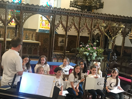 Kilndown Youth Choir