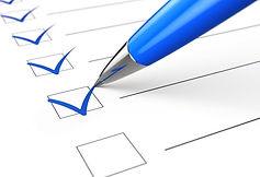 Prioity Checklist