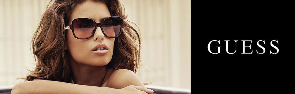 coleção óculos de sol da marca Guess