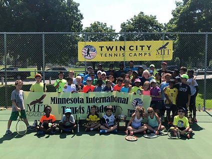 Tenis Academy en Minneapolis