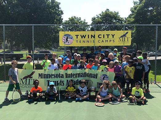 Tenis Academy en Minneapolis