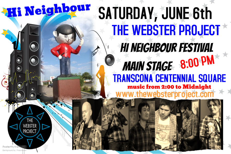 June 6 Hi Neighbour