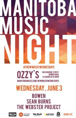 Manitoba Music Night