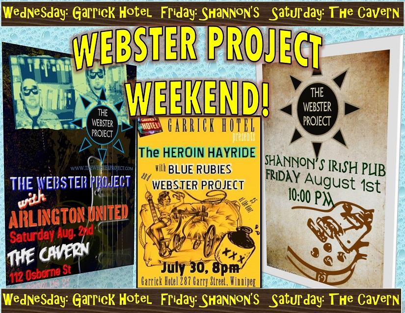 Webster Weekend