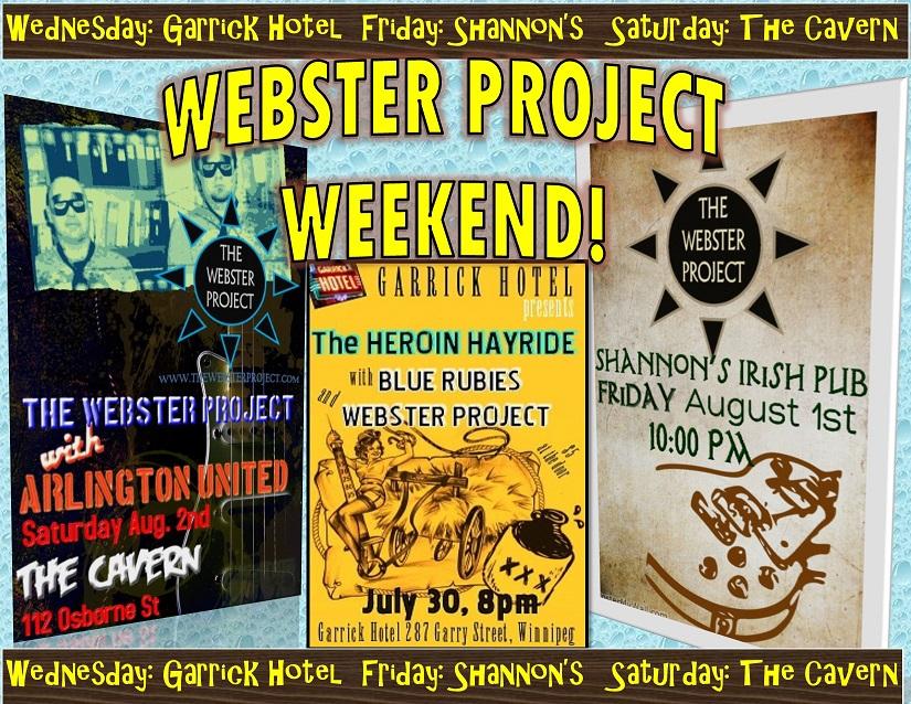 Webster Weekend
