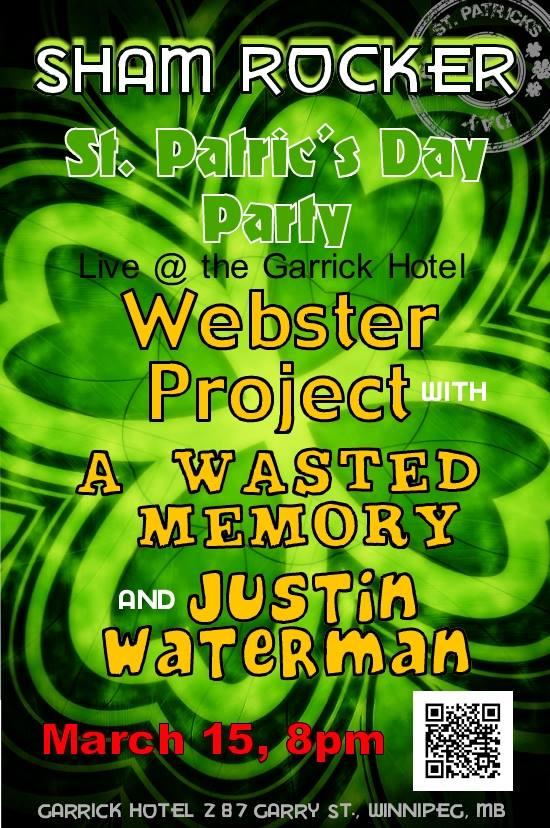St Patrick's Day at Garrick Hotel