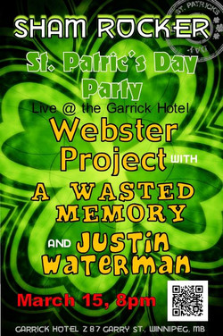 St Patrick's Day at Garrick Hotel
