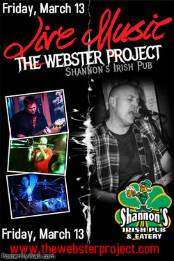 Friday 13 @ Shannon's