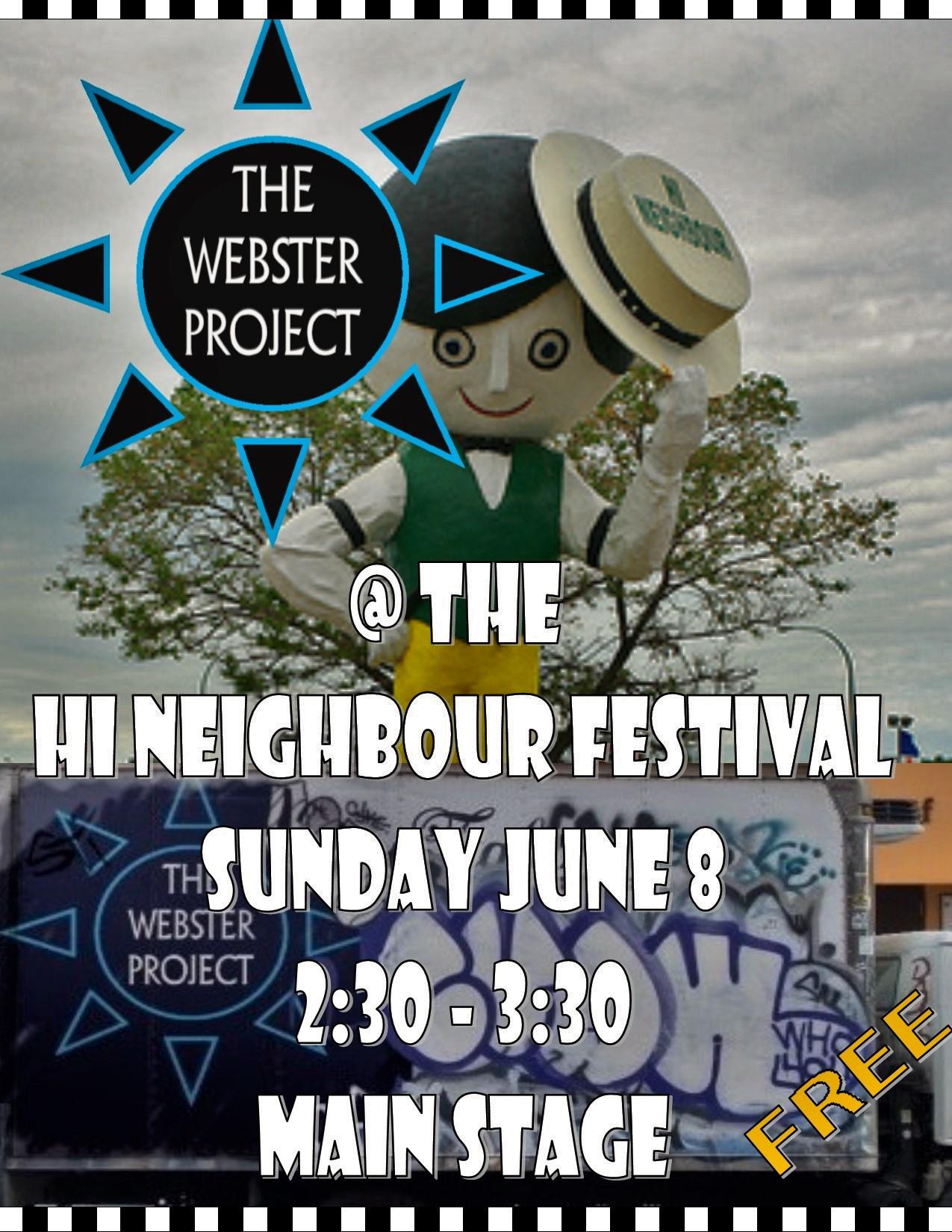 Hi Neighour full poster