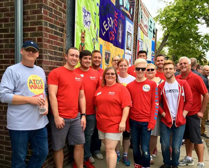 Indy Pride AIDS Walk Team - Fundraising Lead