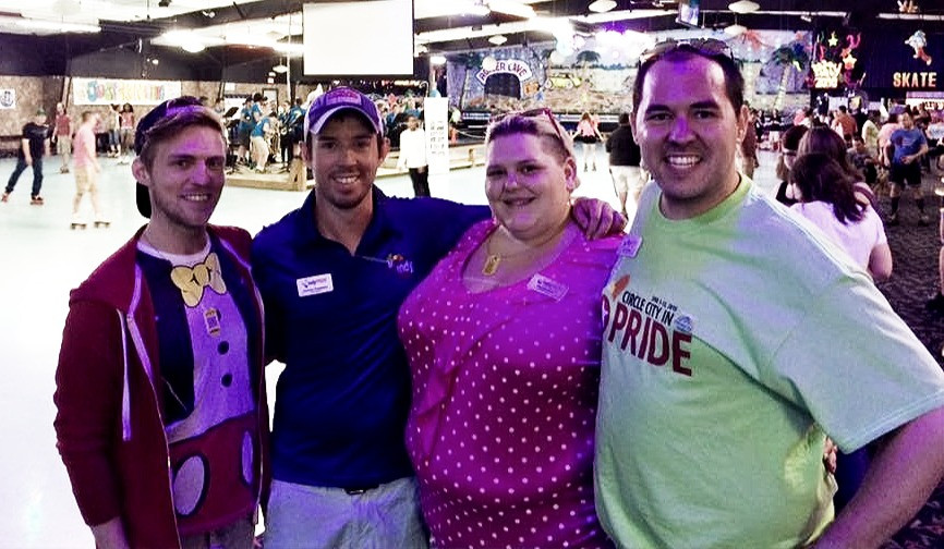 Indy Pride Pride Skate - Event Co-Chair