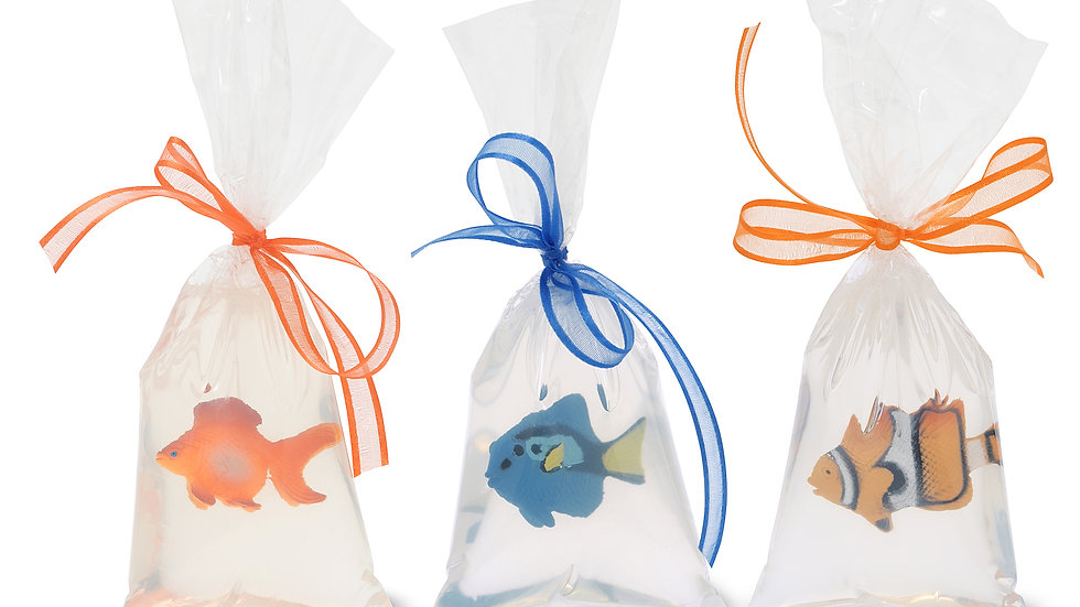 Fish in bag(3ea * 20set, 1box)