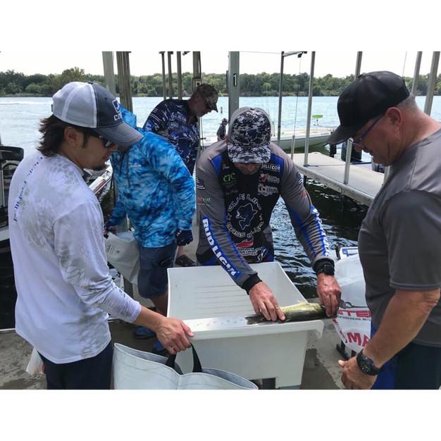 Lifetime Vision Care fishing