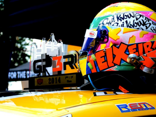 Teixeira With Tagger Designs and Bell Racing for 2015.